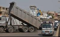 """""""المصري"""" يوافق على جميع مطالب أصحاب وسائقي الشاحنات"""