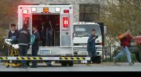 اصطدام سيارة بحاجز أمني قرب البيت الأبيض