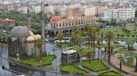 الأمطار تزيد من جمال المدينة المنورة - صور