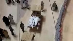 تشييع 58 جنازة في الحرم المكي الشريف - فيديو