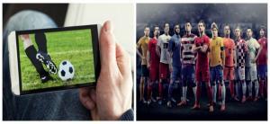 خبرلمشاهدي مباريات كرة القدم على الإنترنت