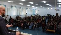 """مسرحية """"غافل 10 جيجا"""" في مهرجان نيسان تشهد إقبالا كبيرا"""