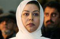 رغد صدام حسين تعزي بوفاة الشيخ الصباح