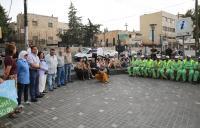 الجاليات الأجنبية تنظم حملة نظافة في شارع الرينبو