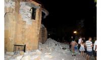 مقتل شخصين في زلزال هز المناطق السياحية في تركيا واليونان