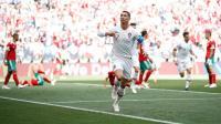 بث مباشر كاس العالم المغرب 0 البرتغال1