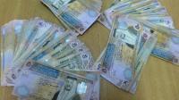 33.2 مليار دينار الودائع لدى البنوك المرخصة العام الماضي