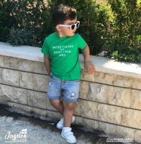 ابن الـ3 سنوات اللبناني ..  أصغر مدوّن موضة في العالم العربي