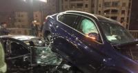 المفرق: 5 إصابات بحادث تصادم