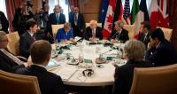 الدول السبع تشترط انتقال سياسي في سوريا