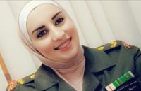الرائد أراء حسين الطوالبة ..  مبارك الترفيع