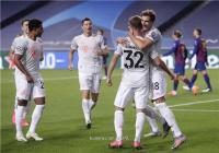 البايرن يسحق برشلونة بثمانية أهداف