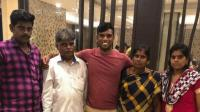 العثور على هندي فقد من أهله قبل 20 عاماً