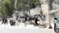 مقتل 126 شخصاً بتفجير انتحاري في أفغانستان