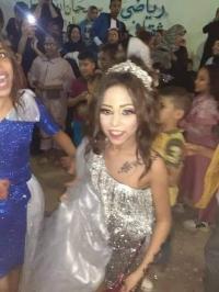 حفل خطوبة لطفلين بالمرحلة الابتدائية في مصر
