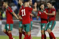 تعرف على تشكيلة المغرب أمام البرتغال