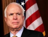 """ماكين قلقٌ على كركوك: سلّحنا العراق لقتال """"داعش"""" ..  لا الأكراد"""