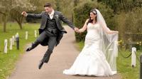 """عروسان عربيان في شهر عسل """"بلا نهاية"""" - صور"""