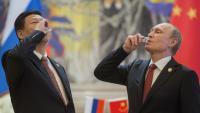 هدية غريبة من بوتين لرئيس الصين في عيد ميلاده - فيديو
