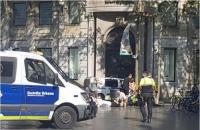 الحكومة تدين هجوم برشلونة الإرهابي