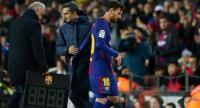فان غال يحمّل ميسي خروج برشلونة من الأبطال