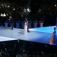 من يكون الممثل الوسيم حبيب ملكة جمال الكون الفلبينية