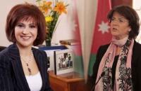 شويكة وعناب في قائمة أقوى 10 نساء حكوميات عربيات