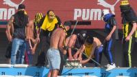 إضراب كروي بسبب العنف الجماهيري في الأوروغواي!