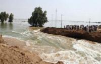 10 وفيات بسبب السيول في العراق