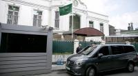 القنصل السعودي في إسطنبول يغادر تركيا