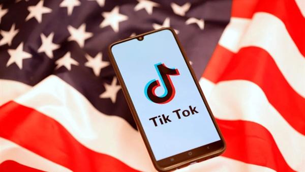 """حظر الـ""""تيك توك"""" في أميركا"""