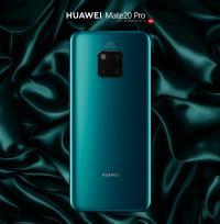 هاتف HUAWEI Mate 20 Pro يحافظ على صدارة فئته بلا مُنازع