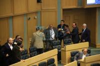 """مشاجرة ترفع جلسة النواب الخاصة بـ """"فلسطين"""""""