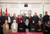 نادي جامعة البترا يطلق الحملة الشتوية العشرين