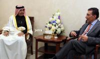 """الطراونة : لا نعامل قطر معاملة  """"اسرائيل"""""""