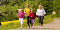 النشاط الجسدي في نهاية الاسبوع يخفض المخاطر الصحية