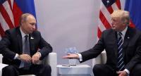 بوتين يشكر ترمب للمساعدة الامريكية في احباط اعتداء بروسيا