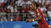 الدنمارك تهزم بيرو بهدف وحيد