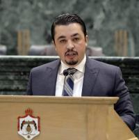 حواري يوضح حول التصويت مع رفع الحصانة عن الهواملة
