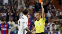 حكم الكلاسيكو يثير استياء ريال مدريد