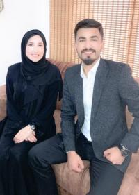 زوربا يهنئ صديقه عبد الرحمن المشاقبة بالخطوبة