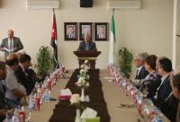 رئيس جامعة البترا يكرم نخبة من أعضاء الهيئة الأكاديمية