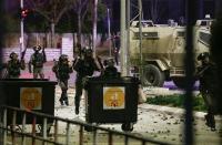 الاحتلال يسلم إخطارا بهدم منزل البرغوثي