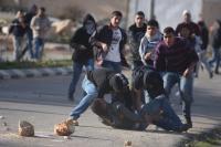 إصابة فلسطيني بجراح شمال غزة