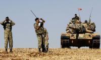 تركياً تبدأ هجوماً على الجيش السوري بإدلب