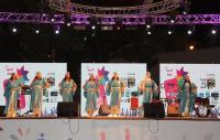 تواصل عروض مهرجان صيف عمان الذي يختتم فعالياته مساء بعد غد السبت