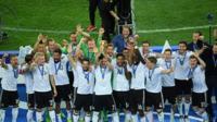 منتخب ألمانيا بطلاً لكأس القارات