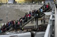 في عيد الفطر ..  66 مليون لاجئ ومشرد في دول العالم