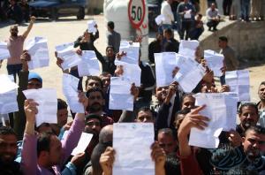 موظفو الجنيدي تحت رحمة وزارة العمل