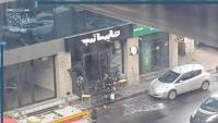 """الدفاع المدني: ما حدث في العبدلي """"ليس انفجاراً"""""""